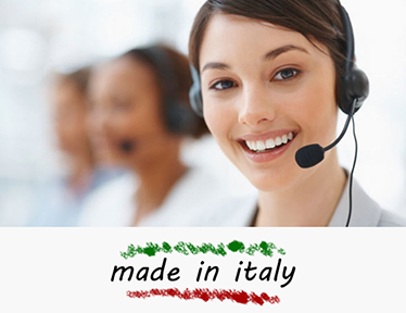 Telemarketing made in italy