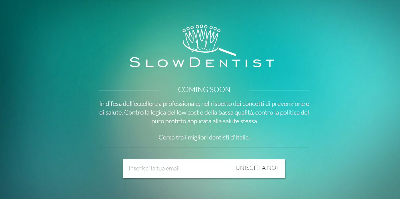 Slow Dentist