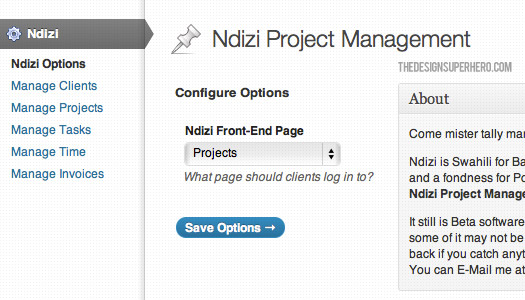 Project Management con WordPress